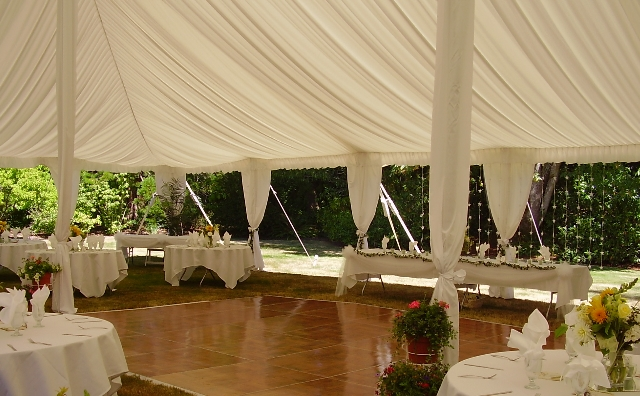 Tent Flooring Rental Toledo Ohio